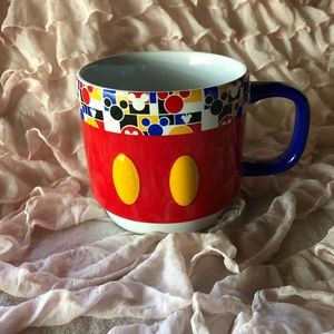 BNWOT Limited Edition Mickey Mouse mug